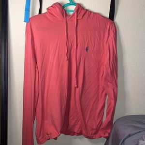 Polo pull over